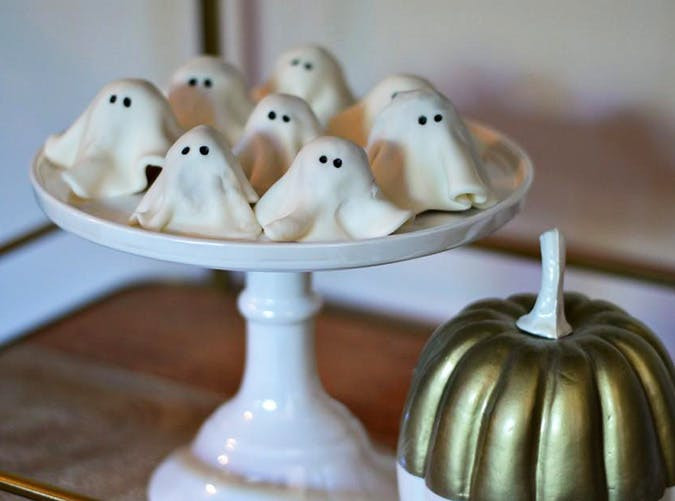 No Bake Halloween Cookies  16 No Bake Halloween Treats for the Whole Family PureWow