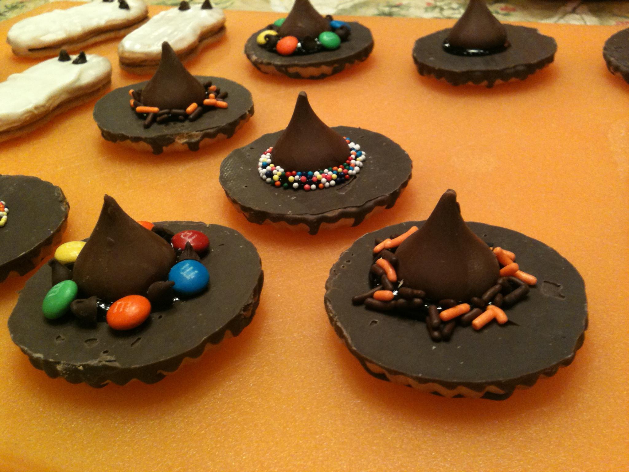No Bake Halloween Cookies  Last Minute No Bake Halloween Treats Juggling with Julia