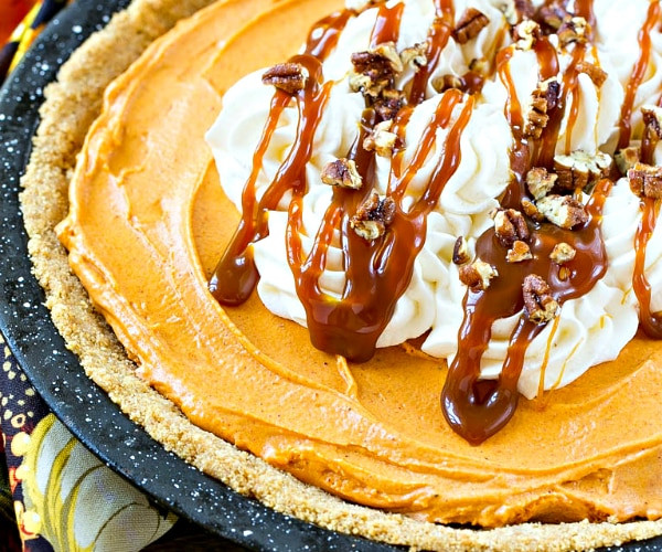 No Bake Thanksgiving Desserts  8 Easy No Bake Thanksgiving Desserts thegoodstuff