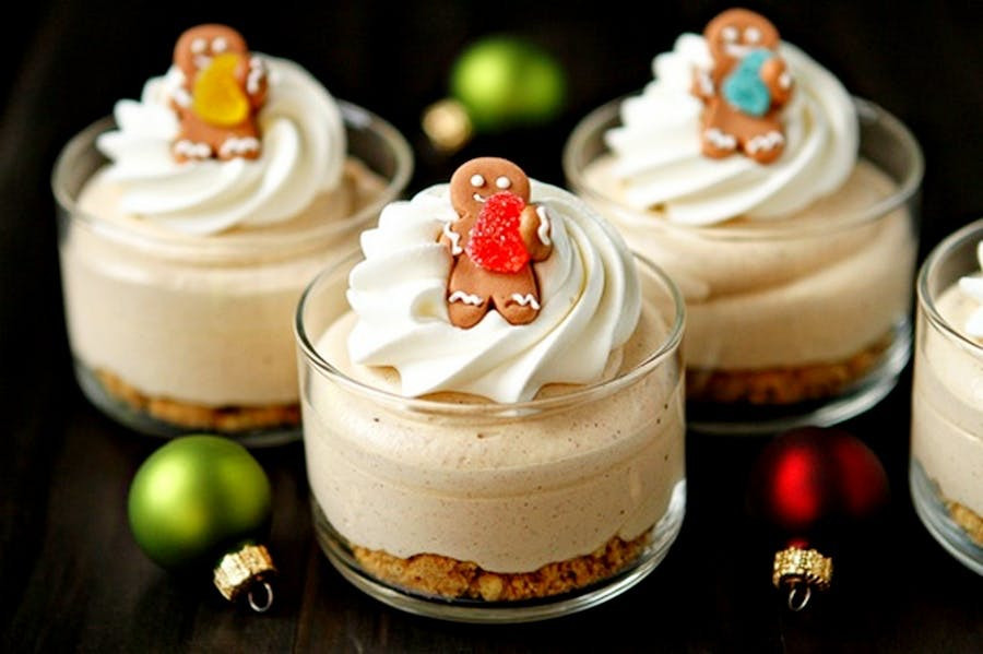 No Baking Christmas Treats  26 Stellar No Bake Holiday Desserts