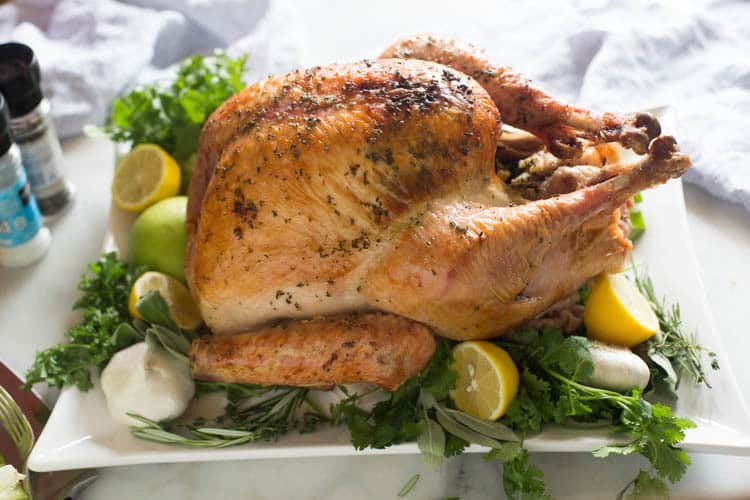 No Turkey Thanksgiving  Easy No Fuss Thanksgiving Turkey Tastes Better From Scratch