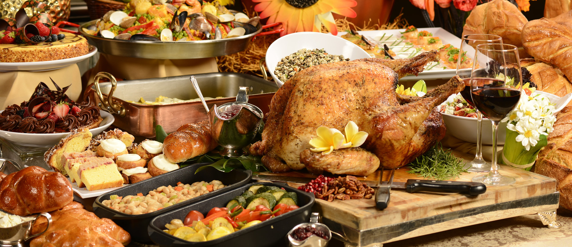 No Turkey Thanksgiving  No Turkey No Problem Where to Dine this Thanksgiving in