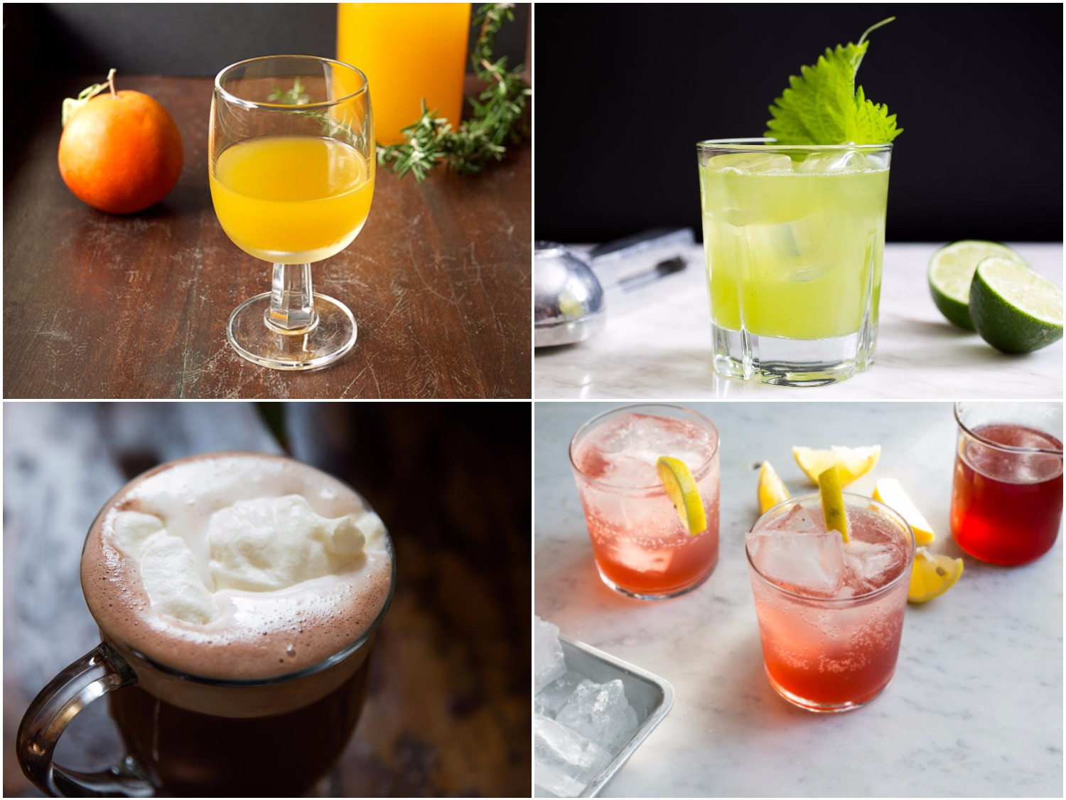 Non Alcoholic Drinks For Thanksgiving  11 Nonalcoholic Thanksgiving Drink Recipes