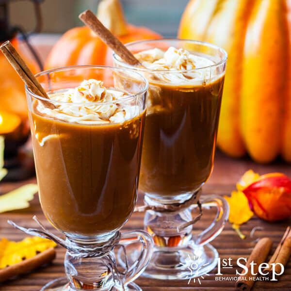 Non Alcoholic Drinks For Thanksgiving  Non Alcoholic Drinks to Serve This Thanksgiving 1st Step