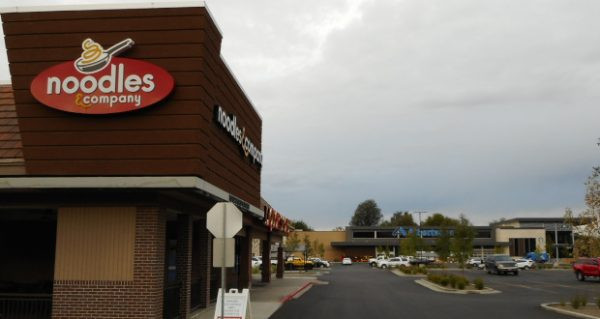 Noodles And Company Idaho Falls  Albertsons plans to demolish Noodles & pany building on
