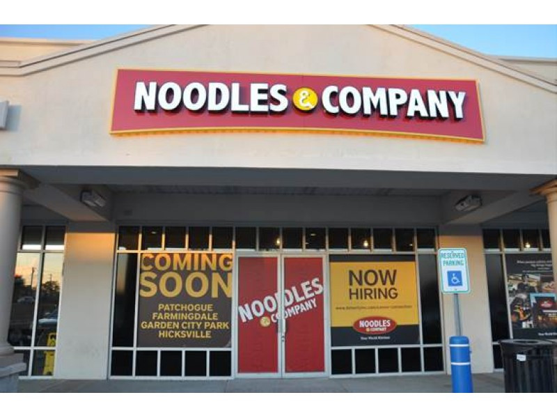 Noodles And Company Idaho Falls  Noodles & pany Sets Opening Date For Farmingdale