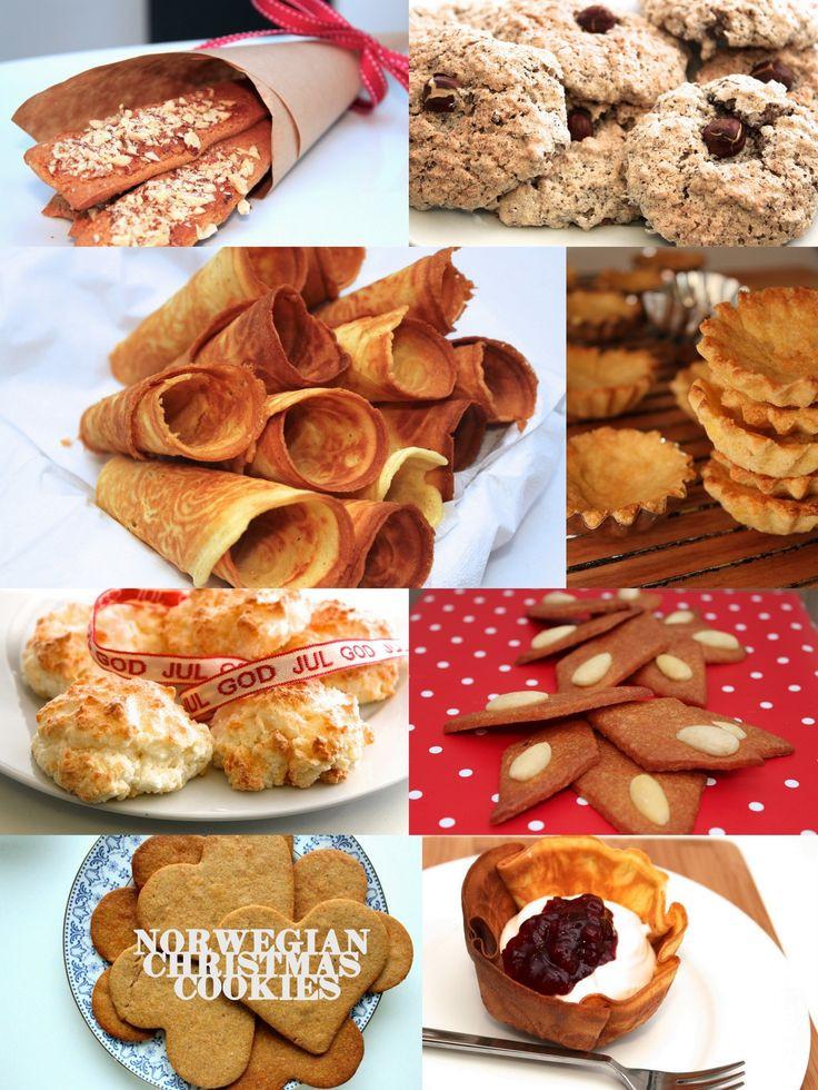 Norwegian Christmas Desserts  1000 images about Norwegian Desserts on Pinterest