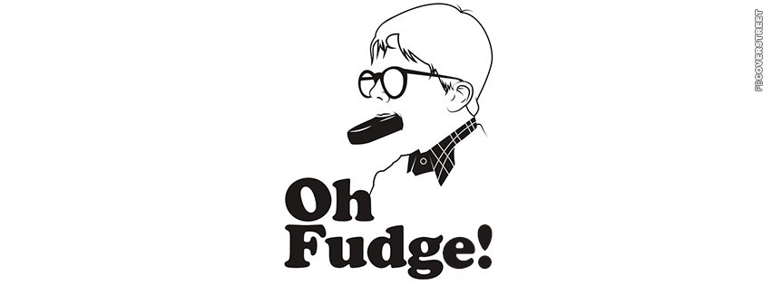 Oh Fudge Christmas Story  Pop Culture Covers FBCoverStreet
