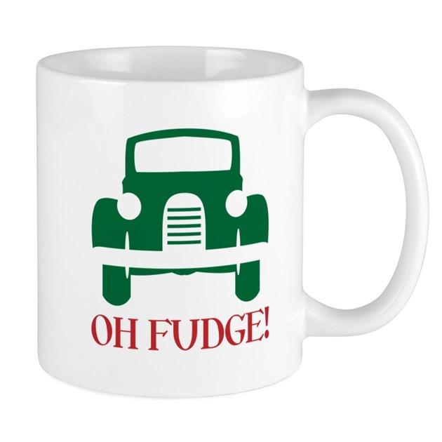 Oh Fudge Christmas Story  Christmas Story Oh Fudge Ralphie Mug by listing store