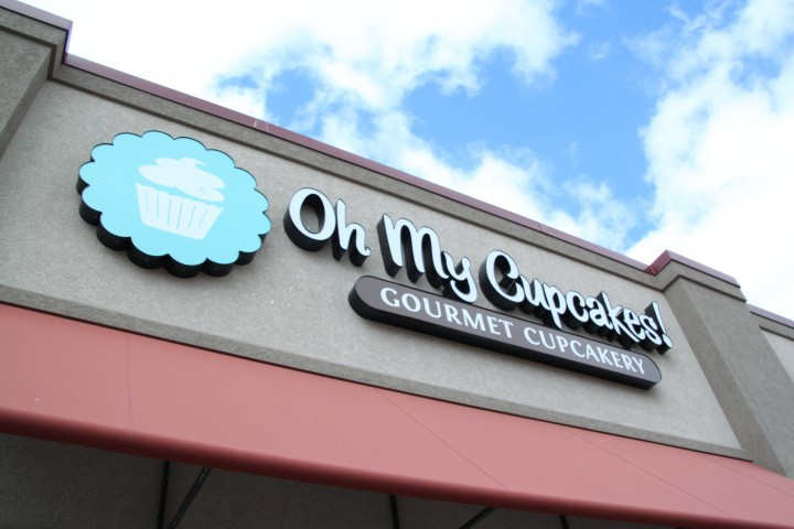 Oh My Cupcakes Sioux Falls  Restaurants in Sioux Falls South Dakota