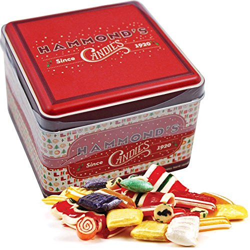 Old Fashioned Christmas Candy Mix  Hammond's Old Fashioned Christmas Classics Hard Candy Mix