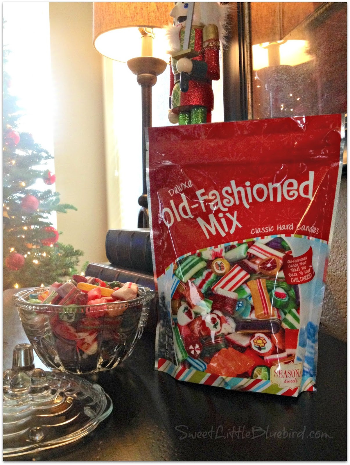 Old Fashioned Christmas Candy Mix  Old Fashioned Holiday Christmas Candy Sweet Little Bluebird