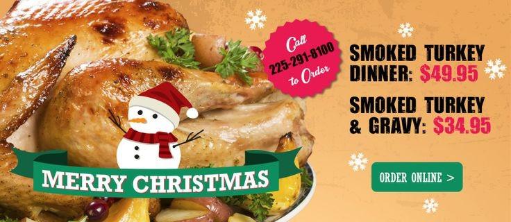 Order Christmas Dinner  Order Christmas Dinner