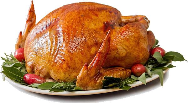 Order Cooked Turkey For Thanksgiving  Old Castle Farm Neath Free Range Bronze Turkeys