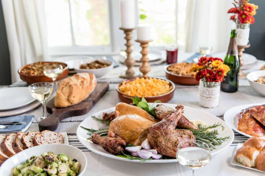 Order Cooked Turkey For Thanksgiving  Don t feel like cooking Order Thanksgiving dinner from