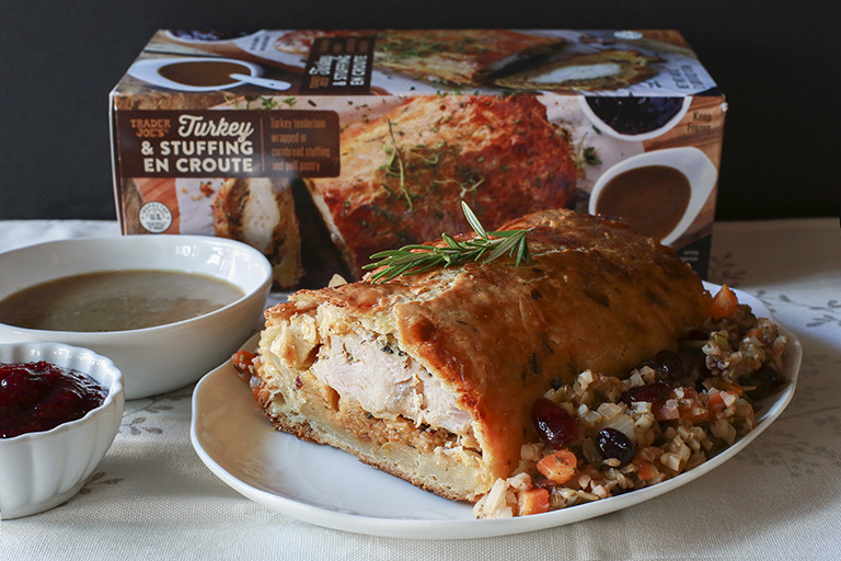 Order Cooked Turkey For Thanksgiving  Trader Joe s Thanksgiving in a Box Will Cut Your Holiday