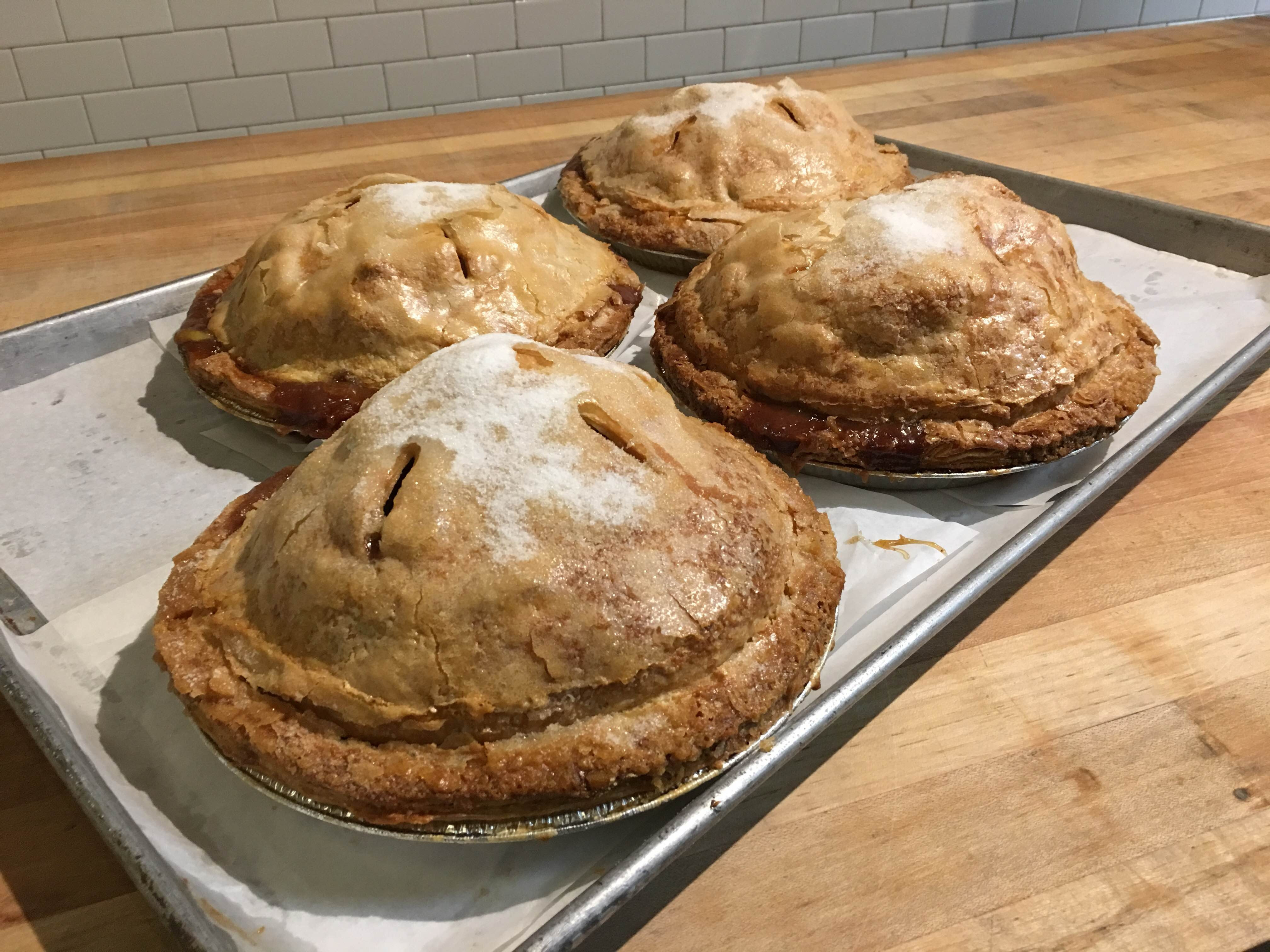 Order Pies For Thanksgiving  Where to Buy Pie for Thanksgiving in the East Bay