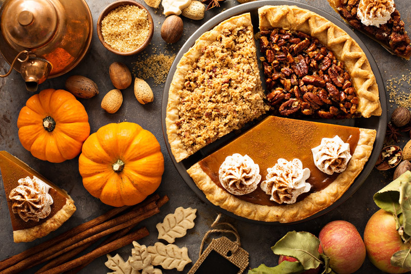 Order Pies For Thanksgiving  Order These Local Pies for Thanksgiving to Raise Funds for
