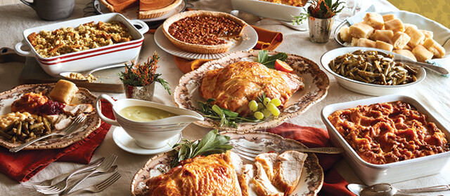 Order Thanksgiving Dinner Online  Thanksgiving Dinner Catering & Meals To Go Cracker Barrel