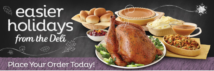 Order Thanksgiving Dinner Safeway  safeway holiday dinners