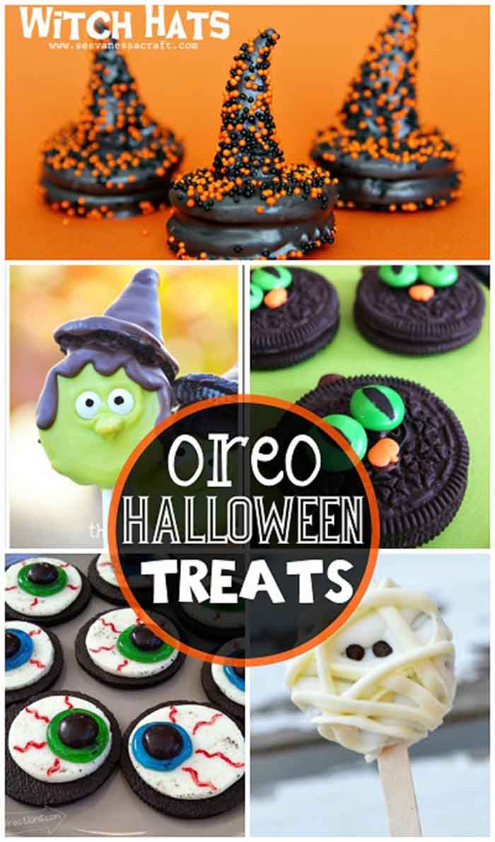 Oreo Halloween Cookies  Oreo Cookies Yes You Can Make Them At Home Recipe — Dishmaps