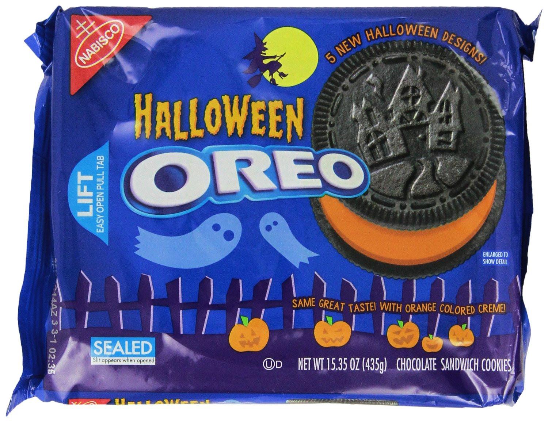 Oreo Halloween Cookies  INNER DIVINE Oreo Cookie Flavor Book Tag