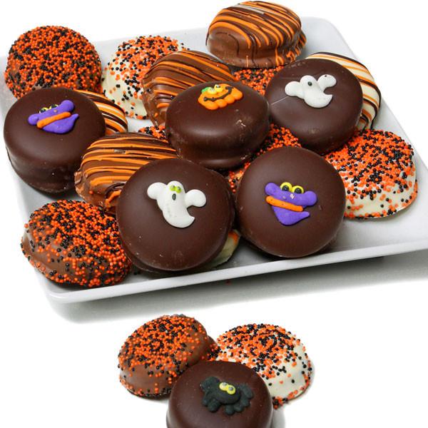 Oreo Halloween Cookies  Halloween Oreo Cookies by GourmetGiftBaskets