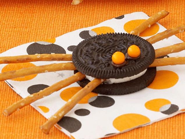 Oreo Halloween Cookies  11 easy semi homemade Halloween snacks Cool Mom Picks