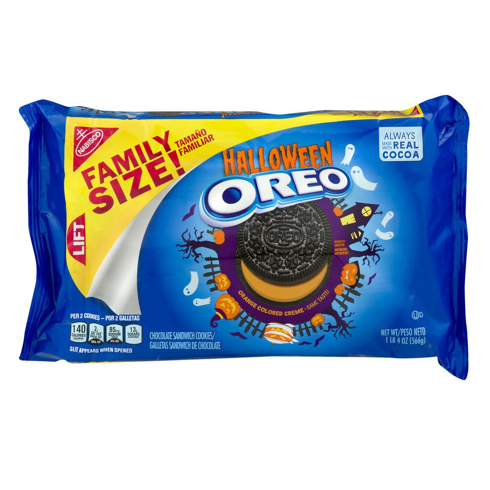 Oreo Halloween Cookies  Halloween Oreo Cookie 20 0 OZ Walmart
