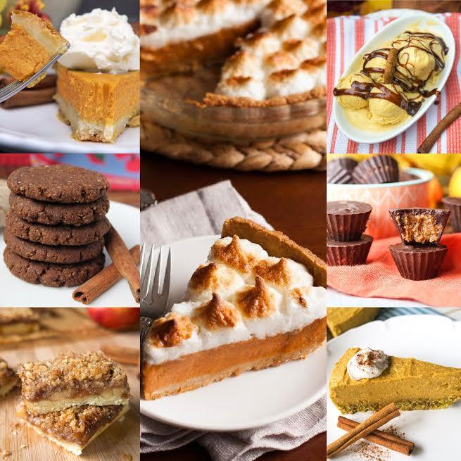 Paleo Thanksgiving Dessert  55 Paleo Thanksgiving Desserts • Oh Snap Let s Eat