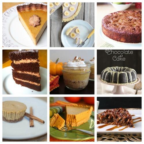 Paleo Thanksgiving Dessert  Paleo Thanksgiving Dessert Recipes 30 Fabulous Options