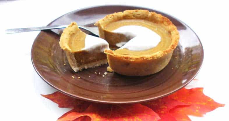 Paleo Thanksgiving Dessert  Paleo Thanksgiving Recipe Ideas