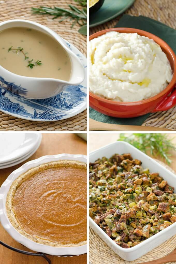 Paleo Thanksgiving Menu  Every Recipe You Need For An Easy Paleo Thanksgiving