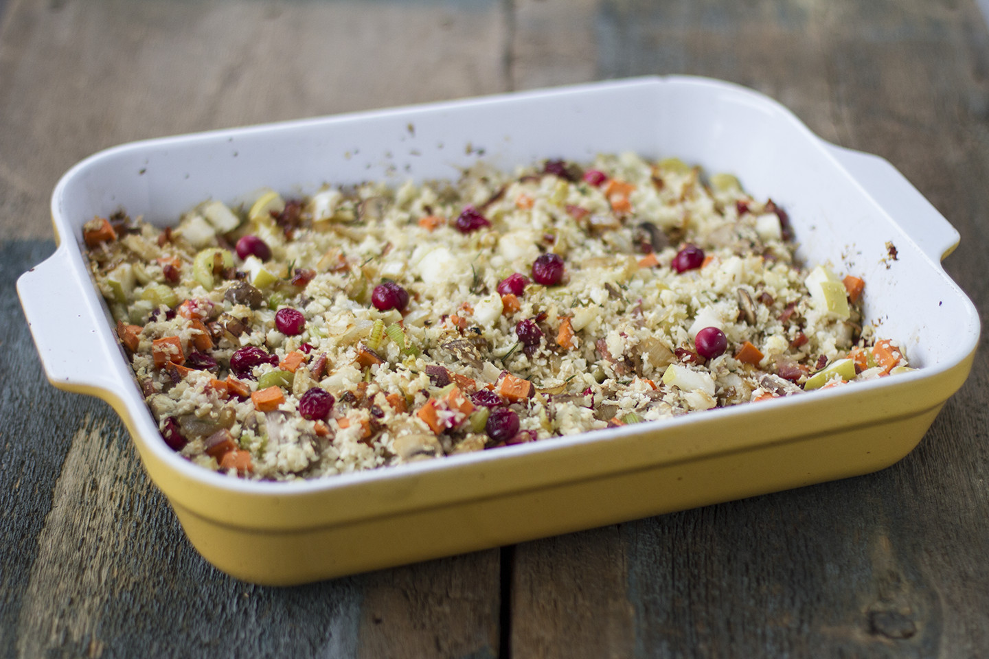 Paleo Thanksgiving Stuffing  Apple Cranberry Holiday Stuffing Autoimmune Paleo
