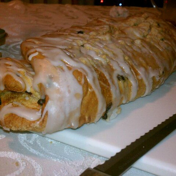 Panera Bread Christmas  Panera Bread Holiday Bread Sweet Egg Dough Filled With