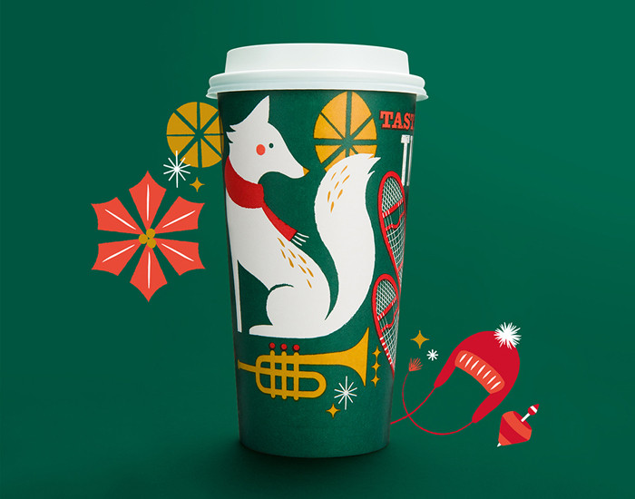 Panera Bread Christmas  Panera Bread 2013 Holiday Packaging — The Dieline