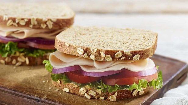 Panera Bread Thanksgiving  turkey avocado sandwich panera