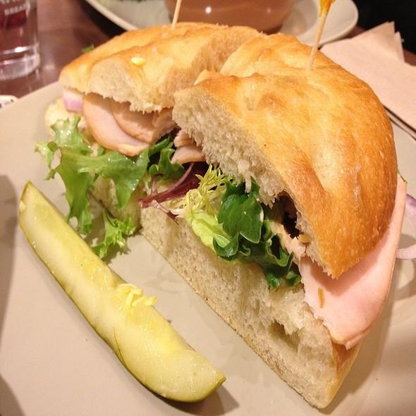 Panera Bread Thanksgiving  Panera Bread Menu Fremont CA Foodspotting