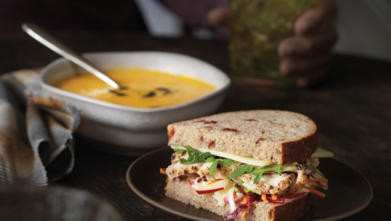 Panera Bread Thanksgiving  Panera offers seasonal menu items – The Paw Print