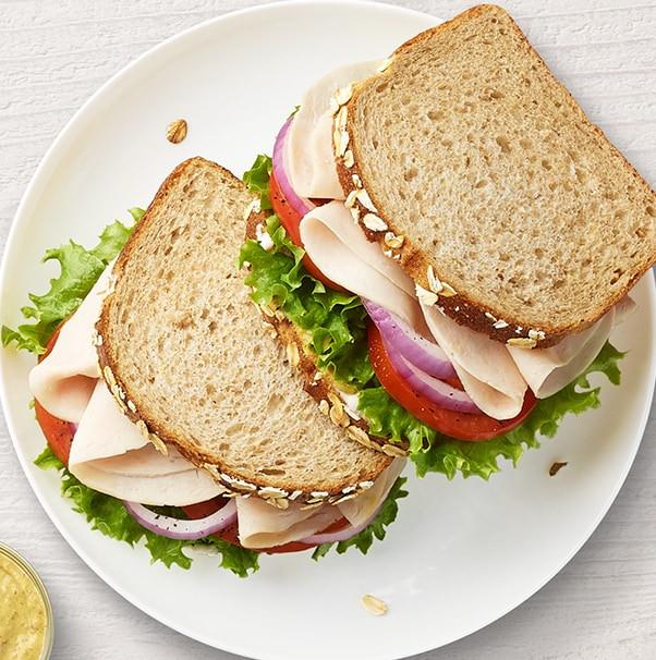 Panera Bread Thanksgiving  Turkey Sandwich
