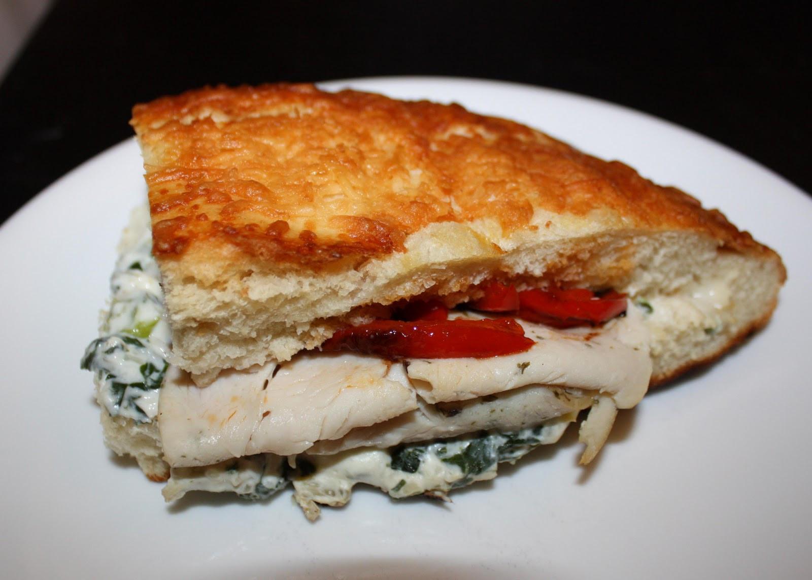Panera Bread Thanksgiving  Olive The Ingre nts Panera Bread s Turkey Artichoke Panini