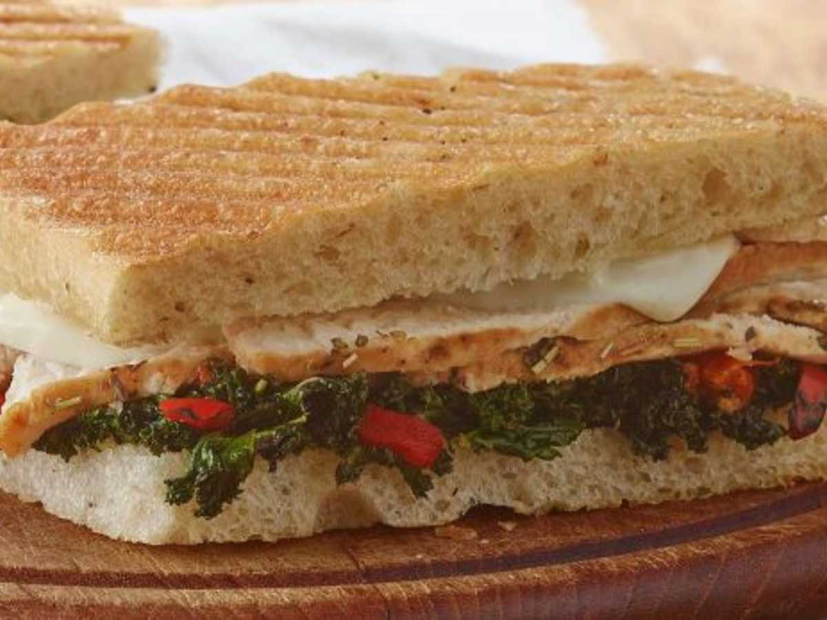 Panera Bread Thanksgiving  The Healthiest Sandwich Choices at Panera Bread Cooking
