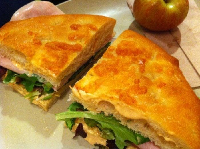 Panera Bread Thanksgiving  Sierra Turkey Sandwich Yelp