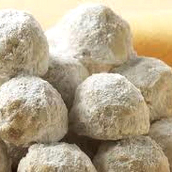 Pecan Balls Christmas Cookies  Creative Christmas Recipes to Try this Year