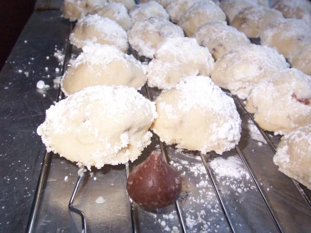 Pecan Balls Christmas Cookies  Pecan Balls Christmas Cookies Recipe Food