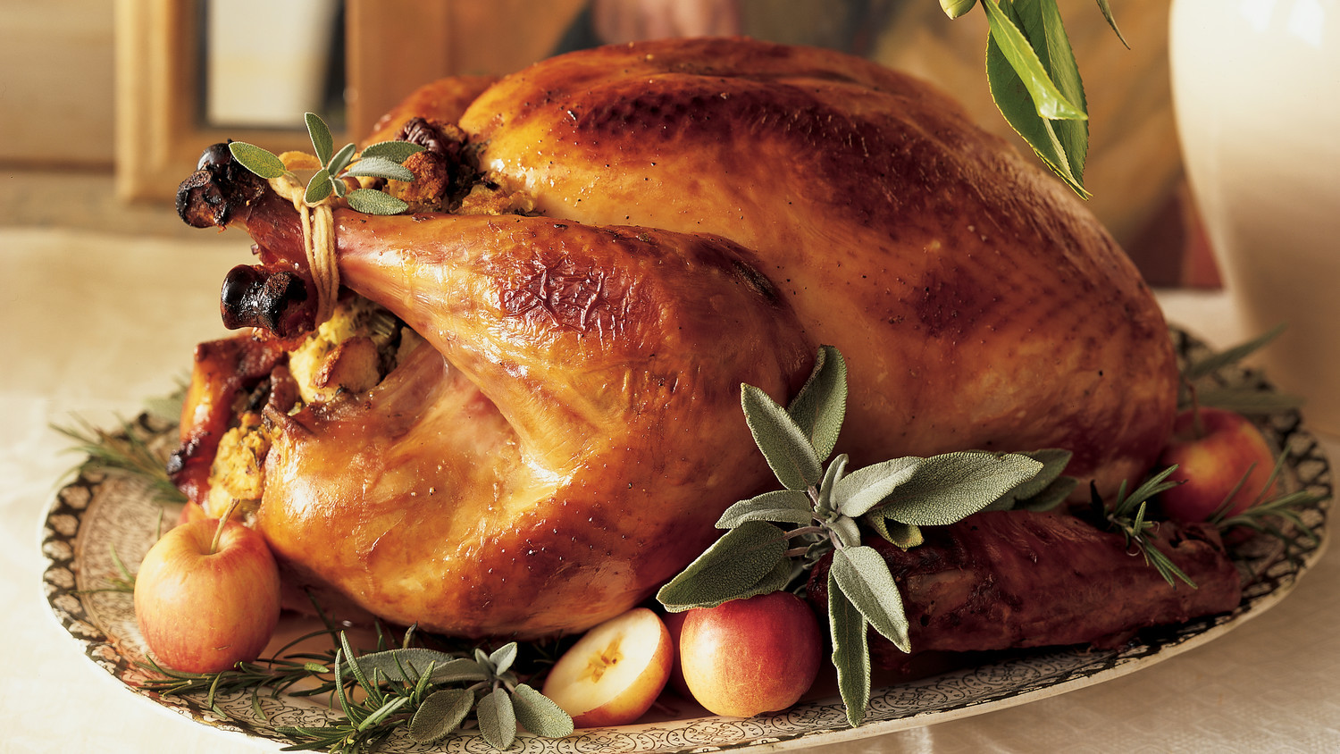 Perfect Thanksgiving Turkey  Classic Brined and Roasted Turkey