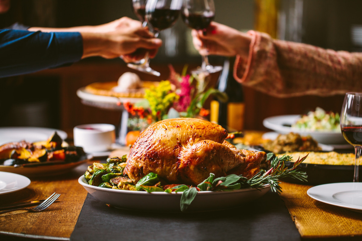 Photos Of Thanksgiving Dinners  Thanksgiving in Chicago 2016 – Things to Do in November