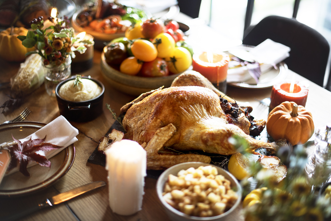 Photos Of Thanksgiving Dinners  A Whole Foods Thanksgiving Dinner — Nourished Kitchen