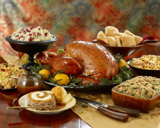 Photos Of Thanksgiving Dinners  Savor Thanksgiving Dinner with Indian Dishes