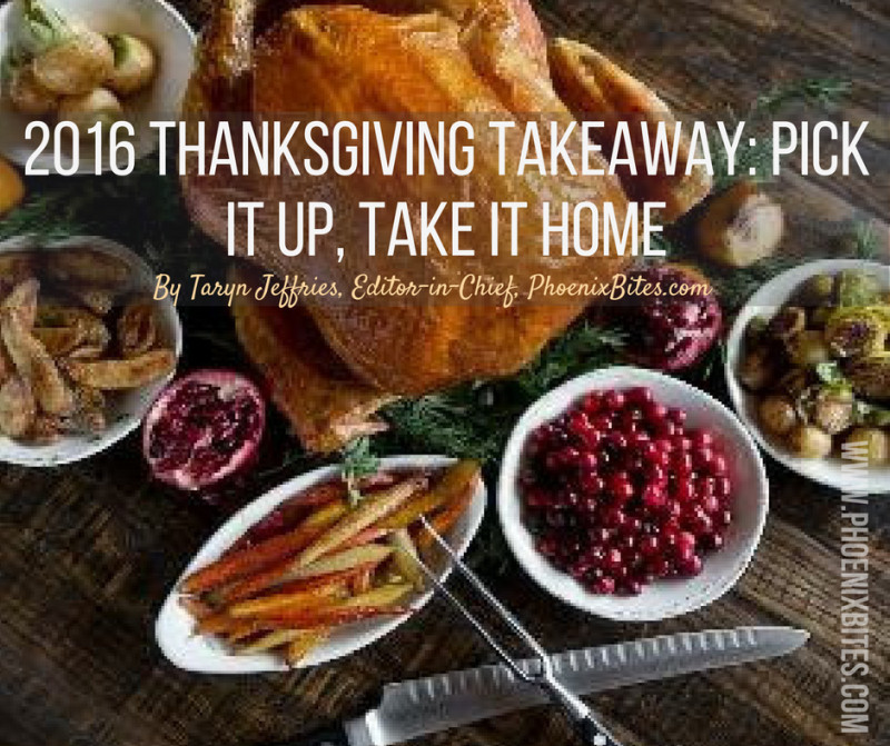 Pick N Save Thanksgiving Dinners  2016 Thanksgiving Takeaway Pick It Up Take It Home